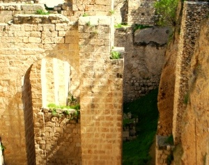 The Pool of Bethesda, Israel