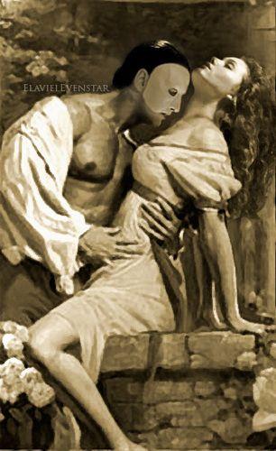 Sexy E/C Photo Manipulations - The Phantom Of The Opera Fan Art (5279808) - Fanpop