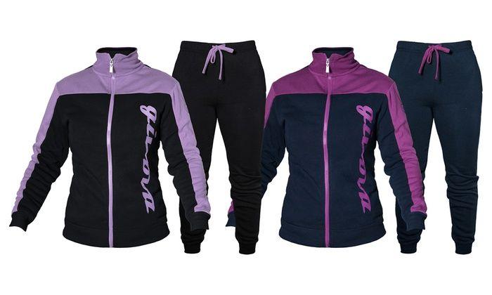 wholesale dealer 98c4b 52b71 Recensione Deal Abbigliamento Sportivo Groupon.it Tuta da ...
