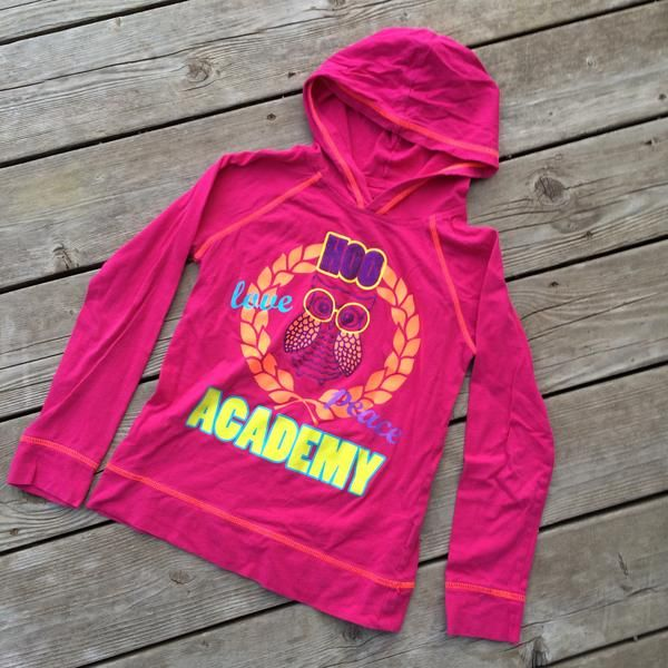 Long Sleeve Pullover Sweater (Girls Size 10-12)
