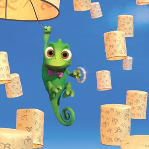 Pascal and the Wedding rings! Tangled Short
