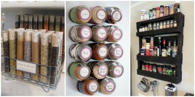 12 Totally Different Ways to Organize All Your Spices - GoodHousekeeping.com