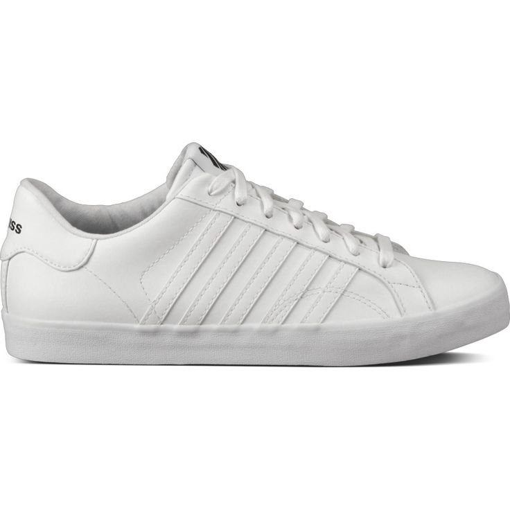 KSwiss BELMONT SO also with silver rose or gold stripes Or black with silver or black stripes