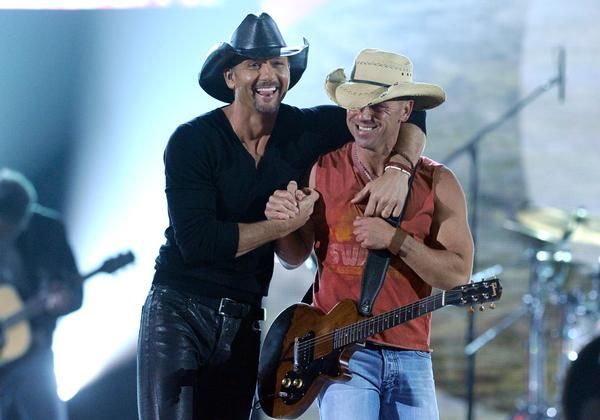 "Country music stars Tim McGraw and buddy Kenny Chesney on stage together? ""Truck Yeah,"" coming to Sports Authority Field at Mile High"