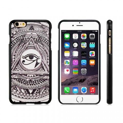 Aztec-Style Egyptian Magic-Eye Case - iPhone 6 Pluse. From www.iToys.co.za