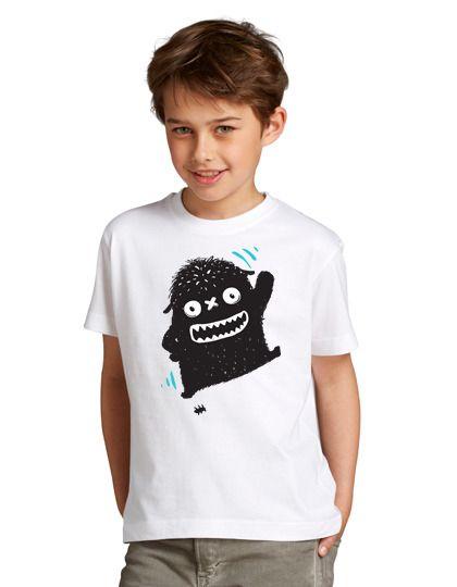 Koszulka dla dzieci z nadrukiem