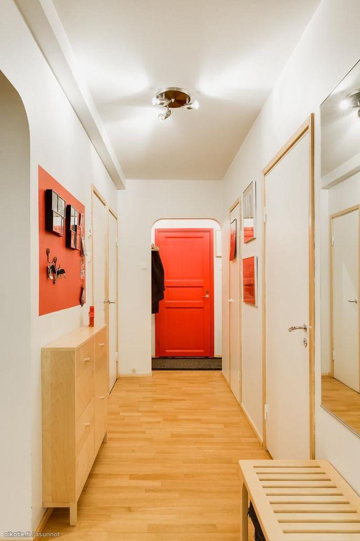 Myytävät asunnot, Haagan Urheilutie 10, Helsinki #oikotieasunnot #värit