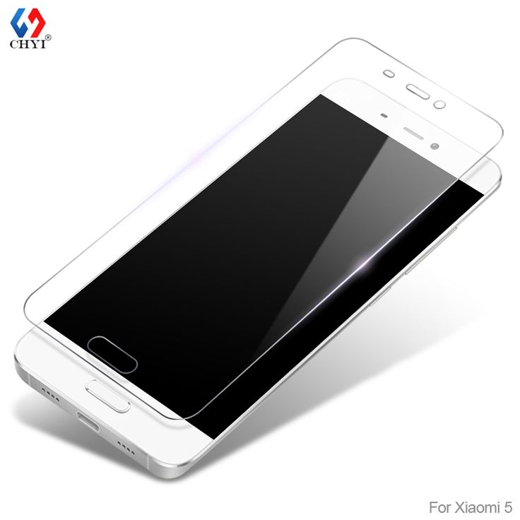 9H Premium Tempered Glass Film For XiaoMi 5 5.15inch Screen Protector CHYI Brand HD Glass Protective With Wipes Tool 10 pcs/lot
