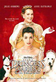 The Princess Diaries 2: Royal Engagement Poster