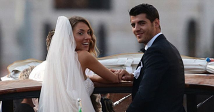 The Spaniard tied the knot with fashion blogger Alice Campello in Venice on Saturday