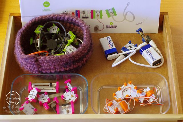 Best Electronics Kits for Children - An Everyday Story