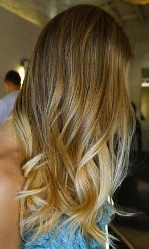 Amazing Ombre Hair