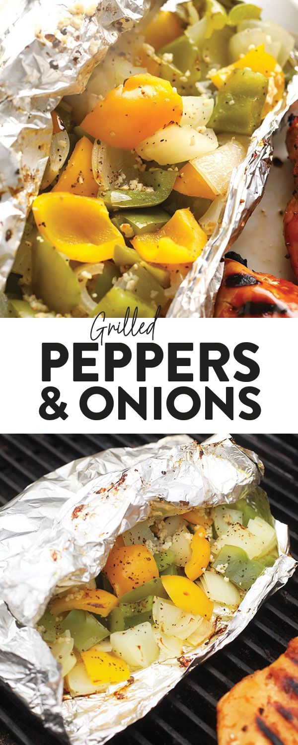 With only 5 ingredients, you can make these super simple (and healthy) grilled dishes …   – Food | Veggies