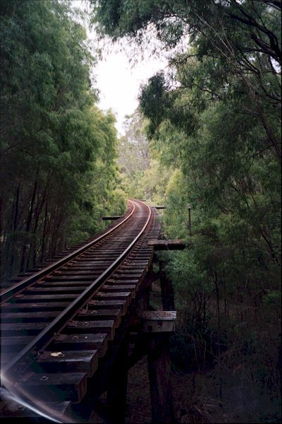1000 Ideas About Train Tracks On Pinterest