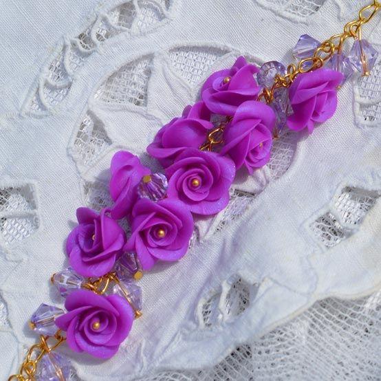 Яркие женские браслеты на каждый день