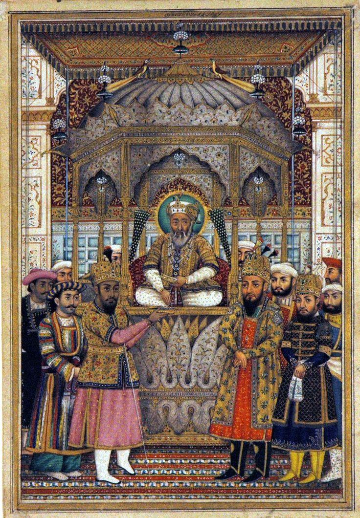Bahadur Shah Zafar | الخط العربي الأصيل تراث ...