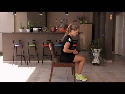 Ginástica em casa com Lu Oliveira - Treino Panturrilha - YouTube