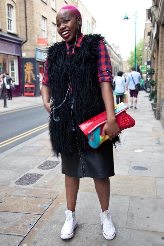 London Street Style   SHOREDITCH
