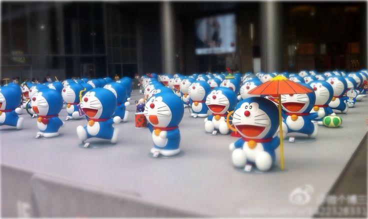 Doraemon - by ToyCam