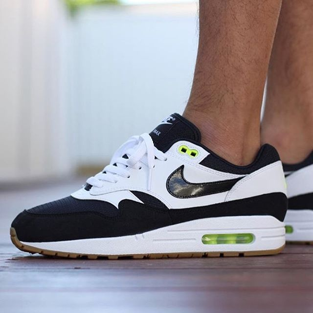 What Colors Would You Use On Your Nike Air Max 1 Id By Chonkerez Click The Link In Our Bio To Shop Make Su Nike Air Max Sneakers Men Fashion