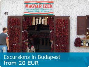 European tour to Hungary