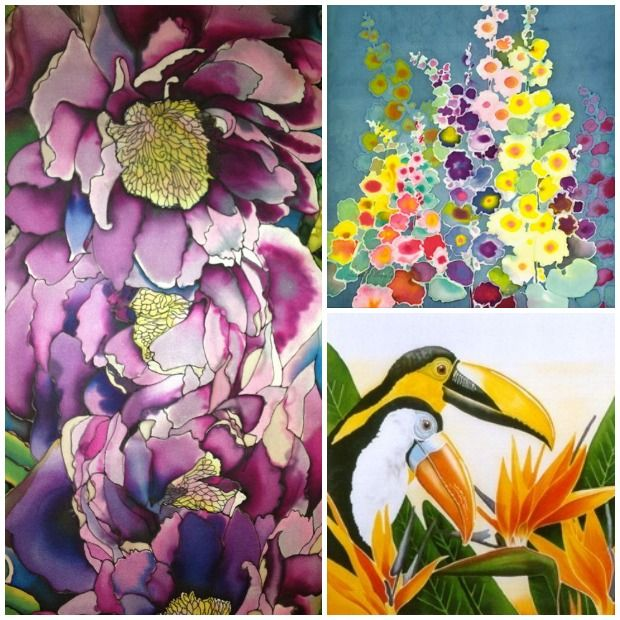 Art How To Paint A Floral