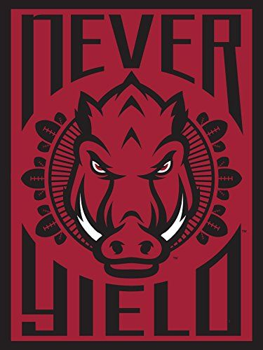 Arkansas Razorbacks Football Poster Pop Art Authentic Team Spirit Store Product Arkansas Razorbacks Poster Collection http://www.amazon.com/dp/B00MH4FJIA/ref=cm_sw_r_pi_dp_HPkywb122P5DY