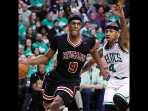 [News] Chicago Bulls Rajon Rondo Fined $25,000 for Attempted Trip of Bos...