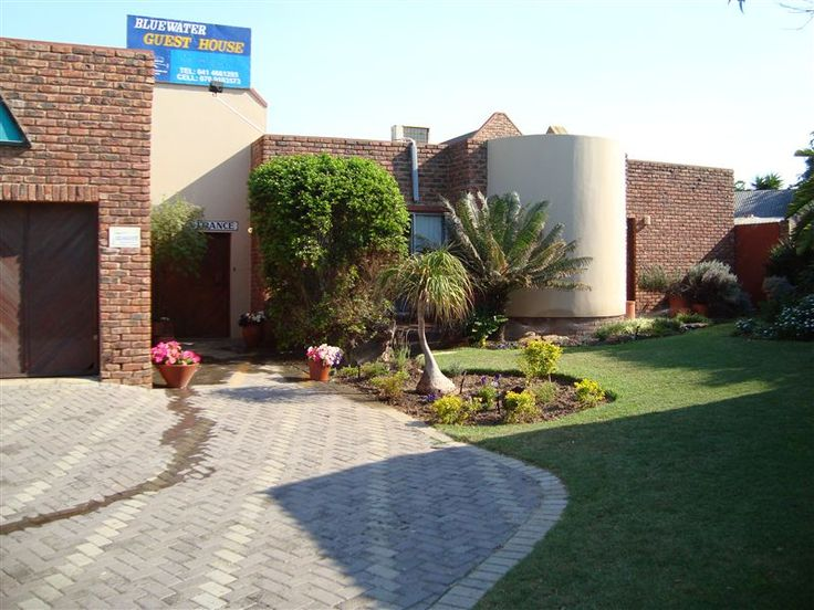 Bluewater Guest House - Bluewater Guest House is situated 180 m from the beach in the lovely small suburb of Bluewater Bay, part of the friendly city of Port Elizabeth. Bluewater Bay is very popular for swimming, boating, fishing, ... #weekendgetaways #portelizabeth #southafrica
