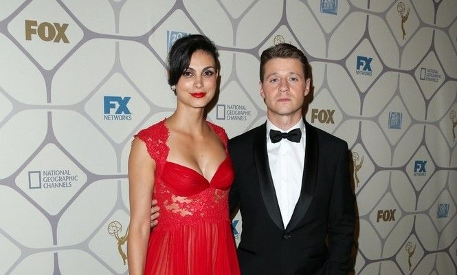 Pregnant Morena Baccarin Plans Celebrity Marriage to 'Gotham' Co-Star Ben McKenzie #morenabaccarin #benmckenzie #gotham #celebritymarriage