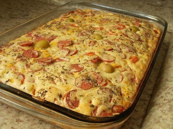 A Torta Italiana de Liquidificador combina uma massa leve com um recheio a base de pepperoni e mussarela que é a cara da Itália. Surpreenda a seus familiar