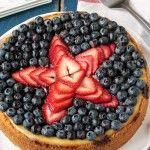 Ricotta Cheesecake | My Baking Addiction