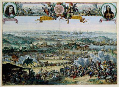 Battle of VOC on Makassar, 1669