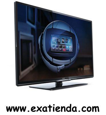 """Ya disponible Televisor Philips led 32"""" smartv 32pfl3258h/12 full hd   (por sólo 390.95 € IVA incluído):   -Color:Negro -Brillo/Luminosidad:350 cd/m² -Contraste:100.000 : 1 -Tamaño pantalla: LED 32"""" (16:9) SMARTV -Resolución:1920 x 1080 (Full HD) - SmartTV:SI -Tiempo de respuesta: -- -Sintonizador:DVB-C, DVB-T -Conexiones: 2 x HDMI 1 x (YPbPr) 1 x (RGB/CVBS) (euroconector) 2 x USB (Grabación USB) Antena IEC75, Common Interface Plus (CI+), Ethernet-LAN RJ-45, Salida de"""