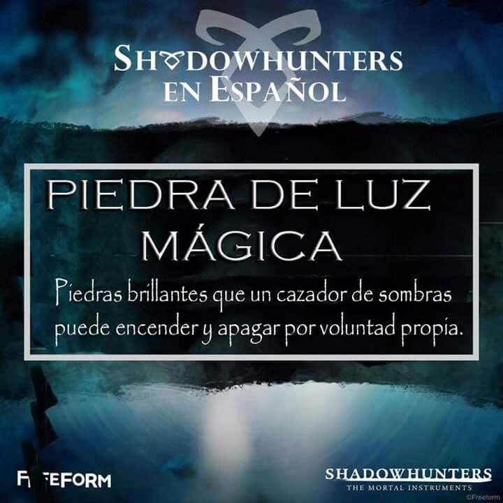 Piedra de luz m gica cazadores de sombras pinterest - Piedras de luz ...