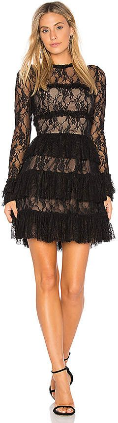 Bailey 44 Feeding Circle Lace Dress