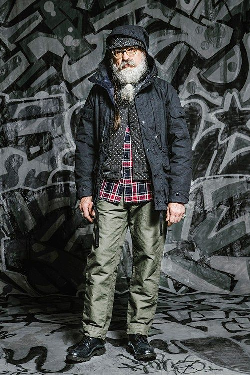 Engineered Garments Channels Military, Outdoor and Urban Influences for 2016 Fall/Winter