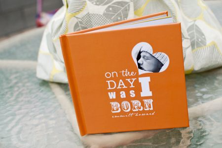 On the day I was born book :): Big Sister Gift, Book Idea, Big Brother, Baby Book, Brother Gift, Photo Book, Born Book