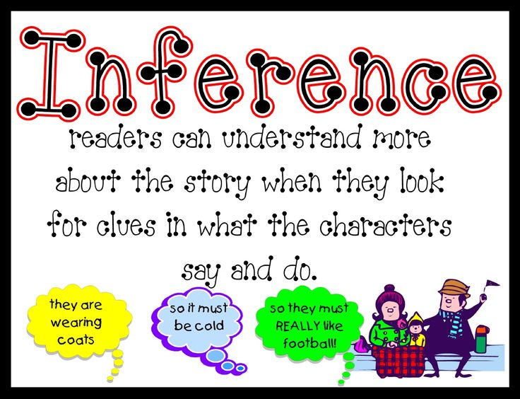 Image result for inferring posters