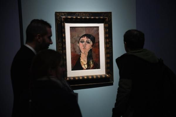 Modigliani-artworks-seized-on-allegations-of-forgery