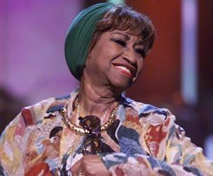 """""""Fairy Godmother"""" Conchita is triumphant - Celia Cruz"""
