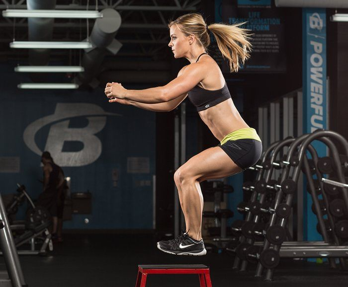 6 Gym Moves Guaranteed To Make You More Athletic Bodybuilding Com Athletic Athletic Performance Fitness Motivation