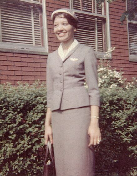 Patricia  Banks -- One of the first African American flight attendants. She and her fellow AA attendants faced daily racism and hatred from their coworkers, the pilots, their supervisors, and the passengers.