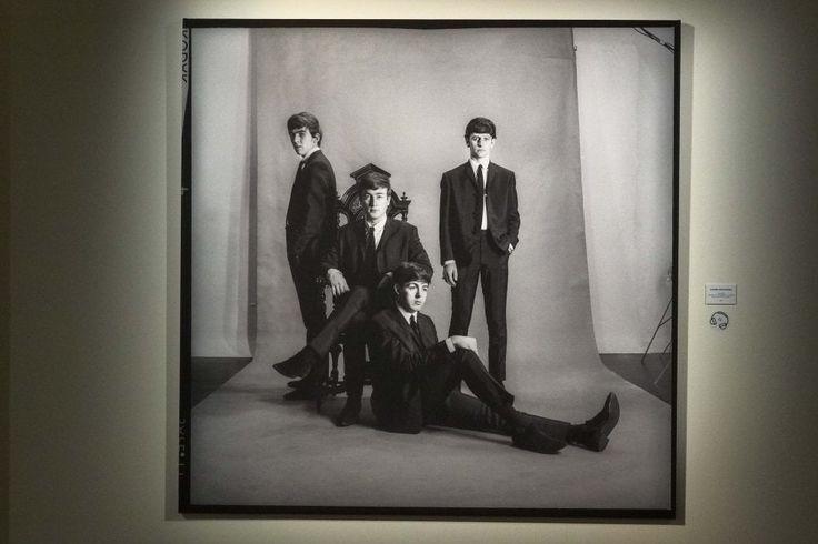 I Beatles fra pubblico e privato: a Bologna settanta scatti di Astrid Kirchherr