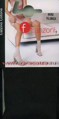 CALZINO COTONE Хлопчатобумажные женские носки.