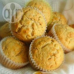 Muffins rapides à l'avoine @ allrecipes.fr