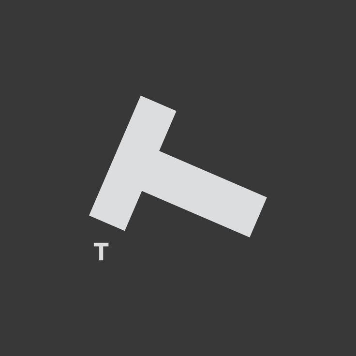 Logo Design. Tony. Designed by White is Black.