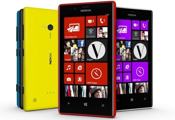 Nokia's Lumia 720 is like a 920 'light'