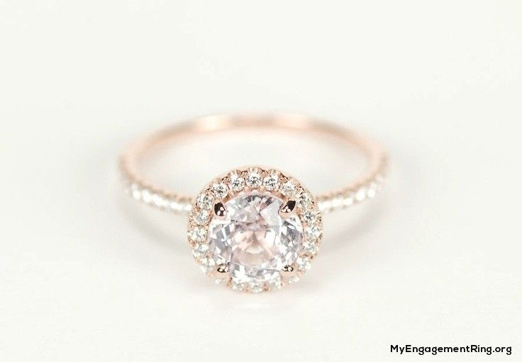 beautiful diamond ring for engagement - My Engagement Ring