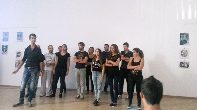 ftmb-Proiect Teatru si Dans, Proiecte pentru tineret - ftmb.ro